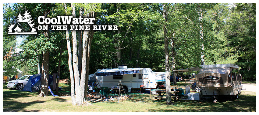 Coolwater Campground – Coolwater on the Pine River